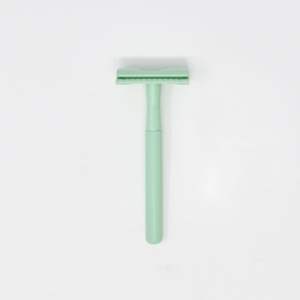 UpCircle Double Edge Chrome Mint Safety Razor