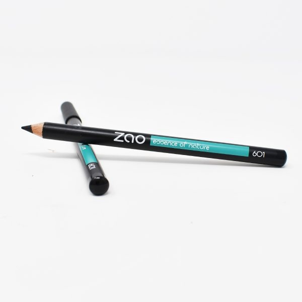 Zao Black Eye Pencil With And Without Lid
