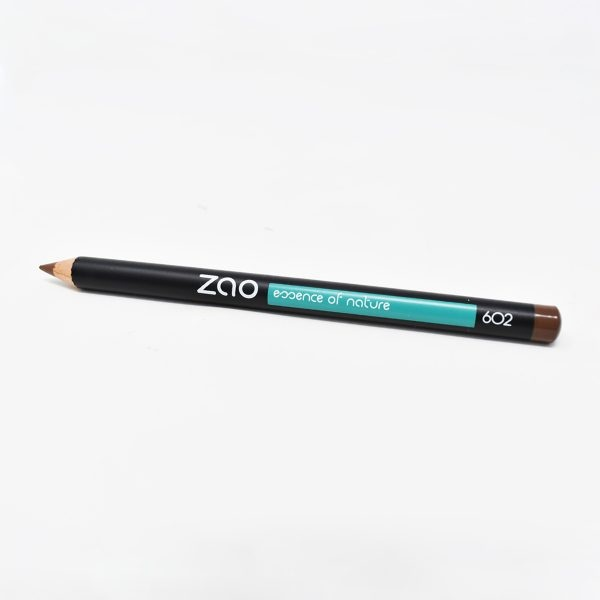 Zao Dark Brown Eye Pencil