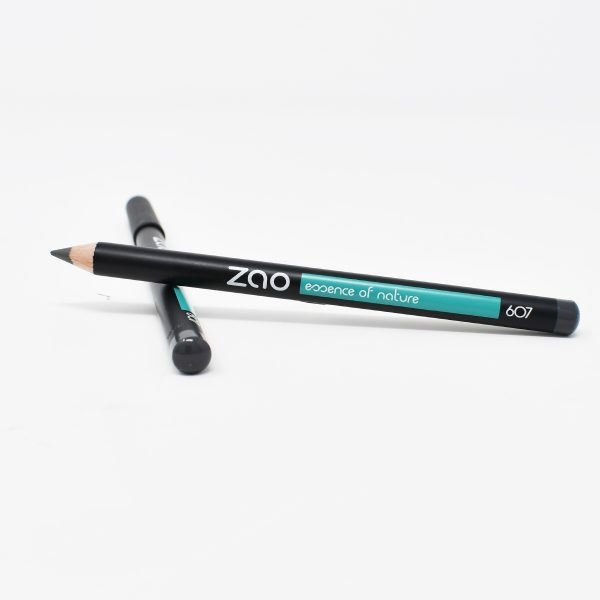 Zao Taupe Grey Eye Pencil With And Without Lid