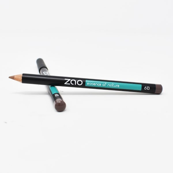 Zao Blonde Eye Pencil With And Without Lid