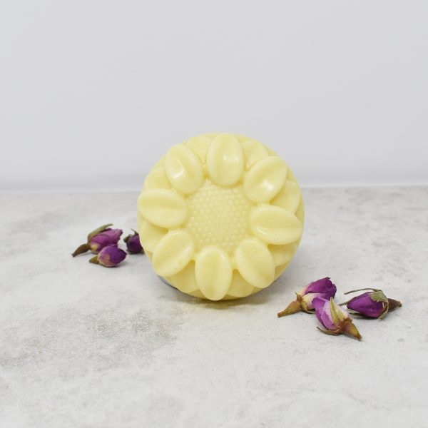 Peace With The Wild Organic Luxury Rose Geranium & Lavender Body Butter Bar