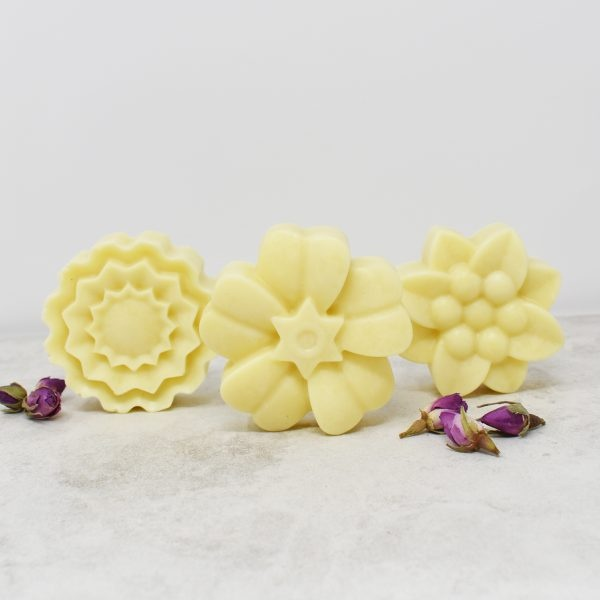 Peace With The Wild Organic Luxury Solid Body Butter Bars