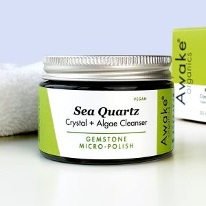 Awake Organics Sea Quartz Cleanser