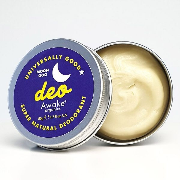 Awake Organics Moon Goo Natural Deodorant Tin