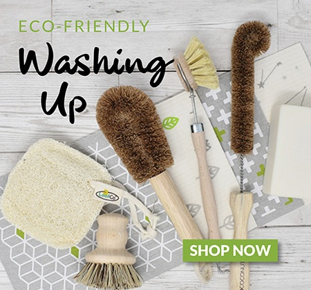Eco Friendly Washing Up