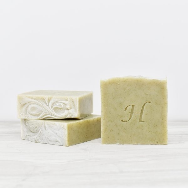 Set Of Hatton Rosemary & Tea Tree Shampoo Bars