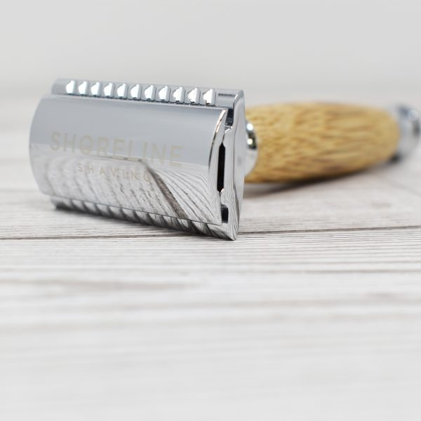 Shoreline Shaving Bamboo Safety Razor