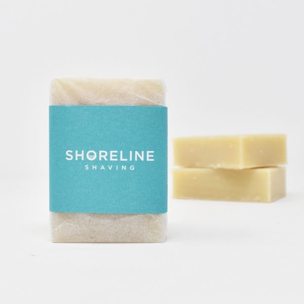 Shoreline Shaving Soap Bars