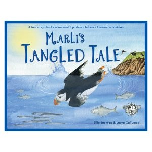 Wild Tribe Heroes Marli's Tangled Tale Sustainable Children's Book