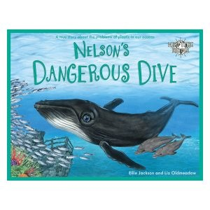 Wild Tribe Heroes Nelson's Dangerous Dive Sustainable Children's Book
