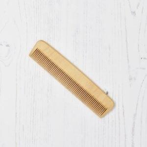 Eco Living Wooden Baby Comb