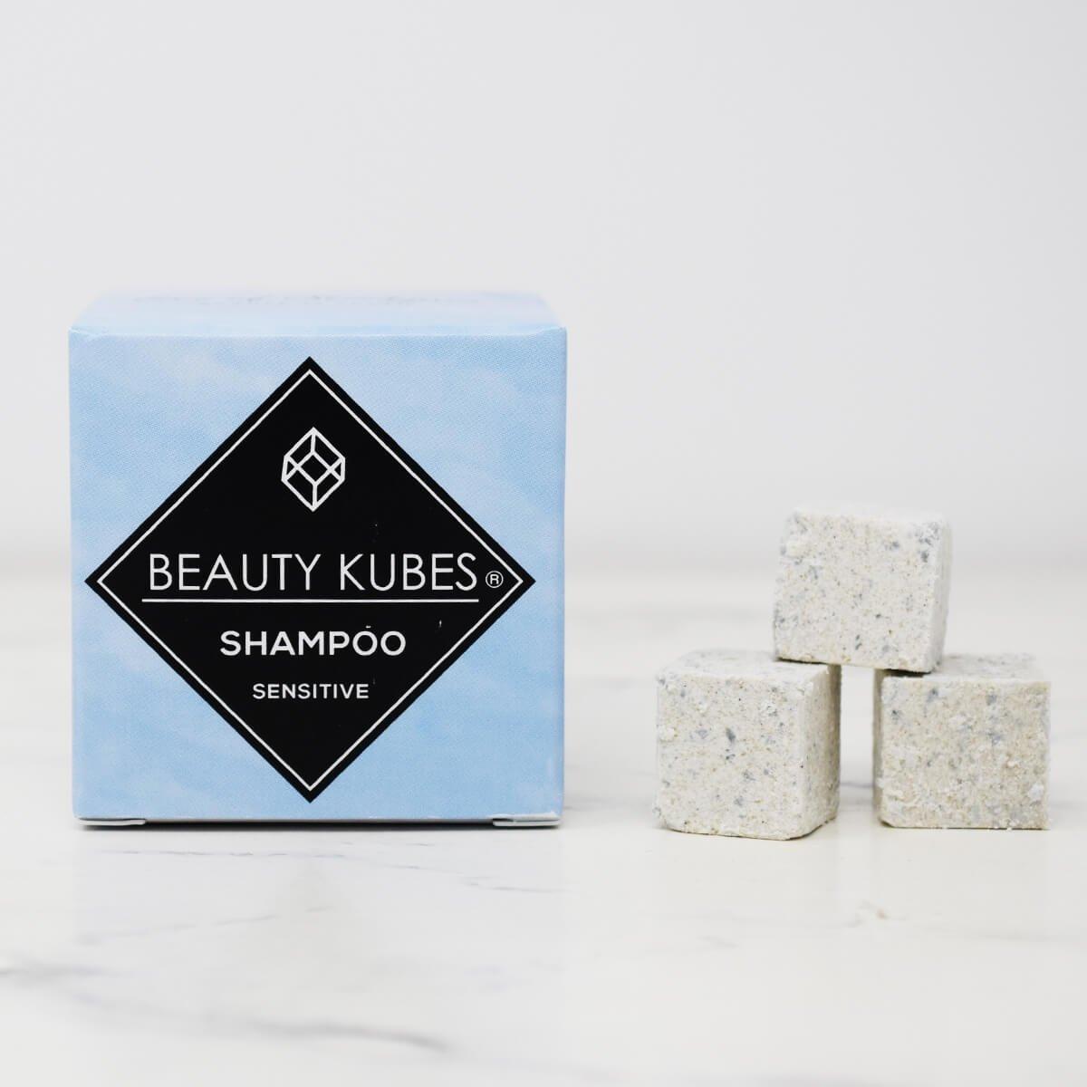 Eve of St Agnes Beauty Kubes Shampoo For Sensitive Hair