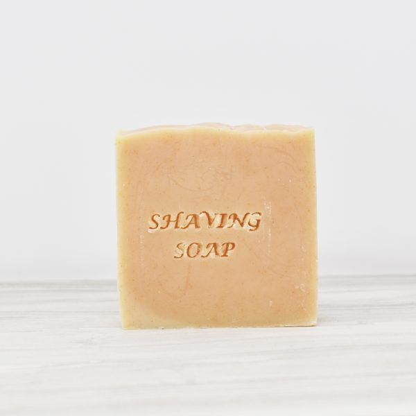 Hatton Lemongrass and Tea Tree Shaving Soap Bar