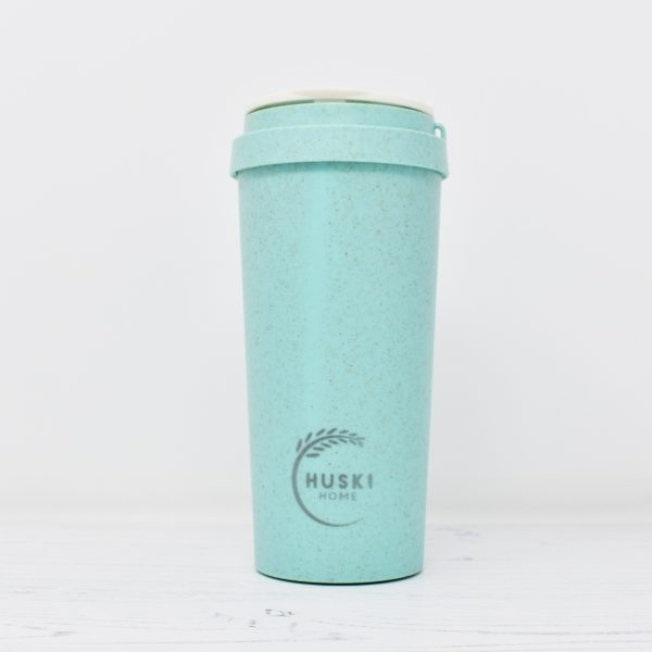 Huski Large Lagoon Rice Husk Coffee Cup