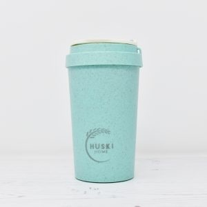 Huski Small Lagoon Rice Husk Coffee Cup