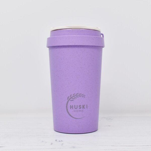 Huski Small Violet Rice Husk Coffee Cup