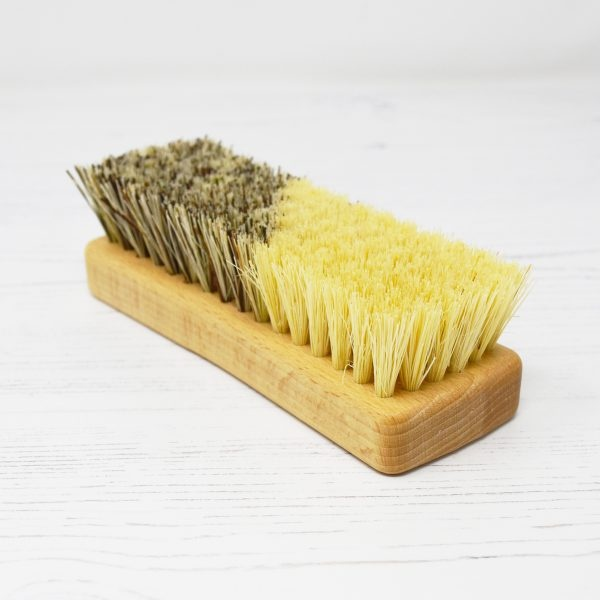Eco Living Beech Wood Vegetable Brush Bristles