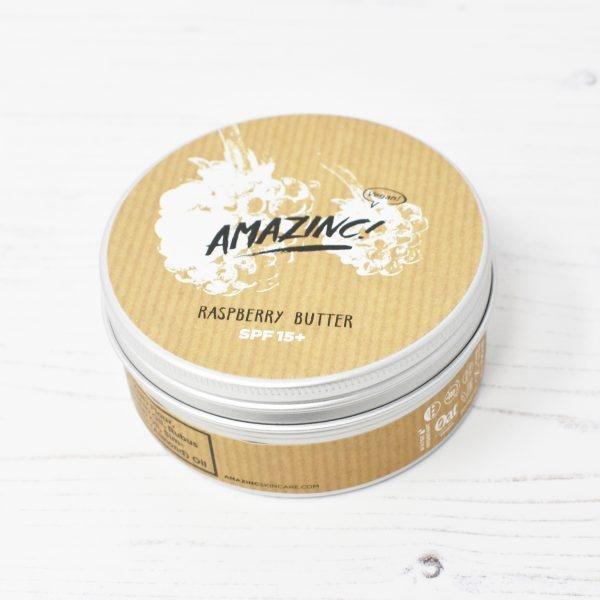 Amazinc Raspberry Butter SPF 15 Tin