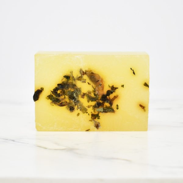 Bain & Savon, Bain and Savon , Organic Lemongrass Soap Bar, vegan-friendly, natural, plastic-free, bio-degradable, handmade,