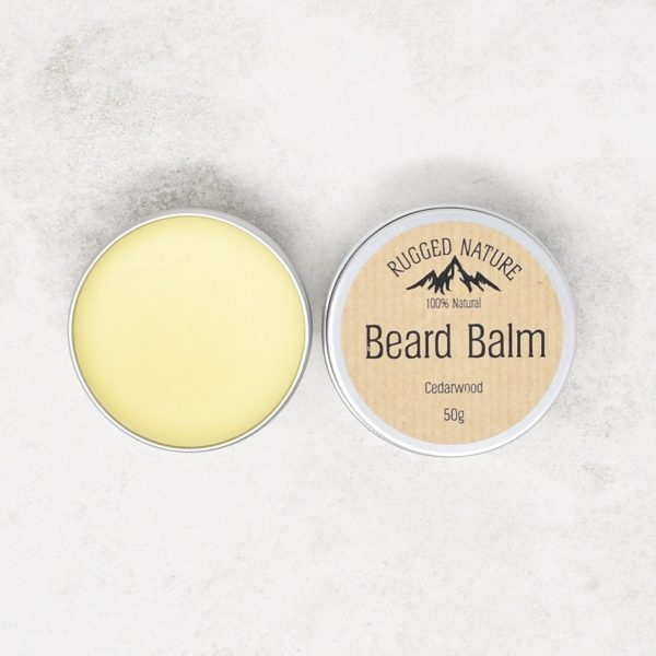 Rugged Nature Cedarwood Beard Balm