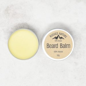 Rugged Nature Unscented Beard Balm