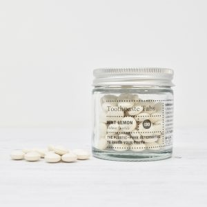 hydrophil, Fluoride Toothpaste Tabs, Toothpaste Tabs, mint lemon, vegan-friendly, dental care, travel essentials,
