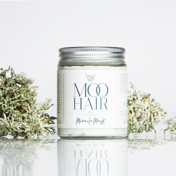 Moo Hair Miracle Mask