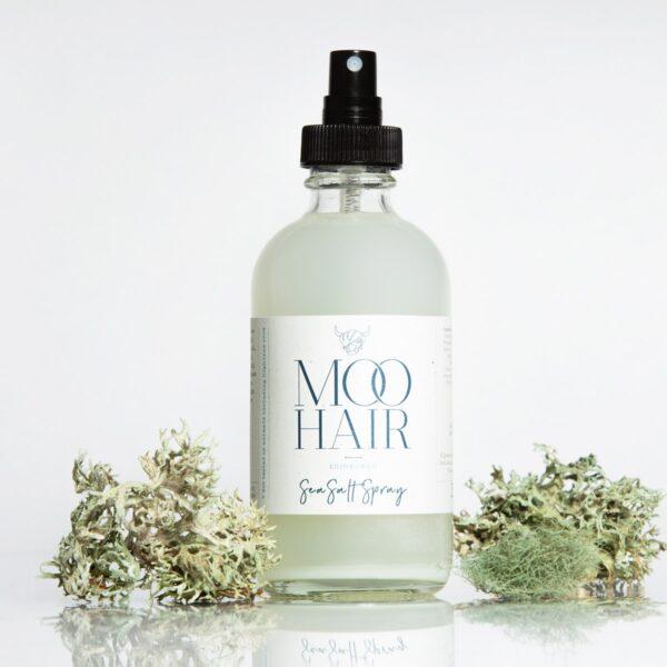 Moo Hair Sea Salt Spray