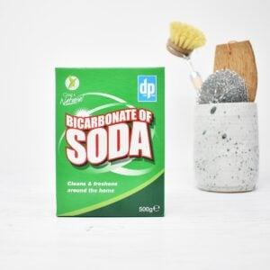 DriPak, Bicarbonate of Soda, 100-natural, plastic-free, bio-degradable, vegan-friendly, deodoriser , multi purpose cleaner, non toxic,