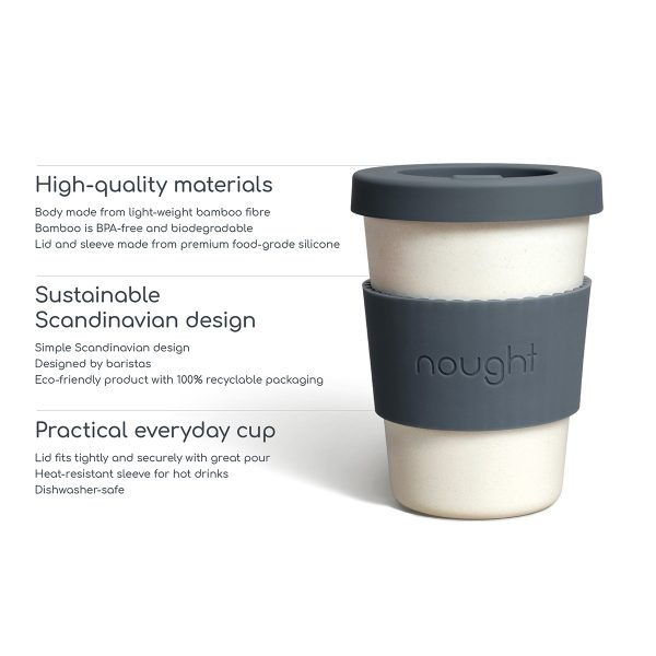 Nought Bamboo Cup Information