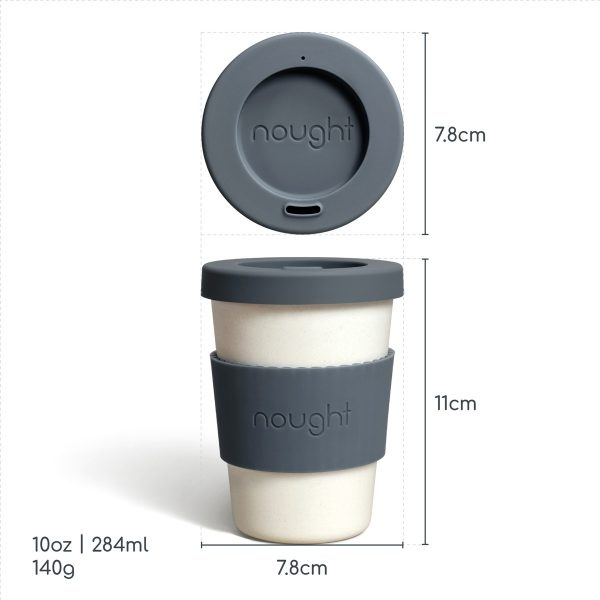 Nought Bamboo Cup Measurements