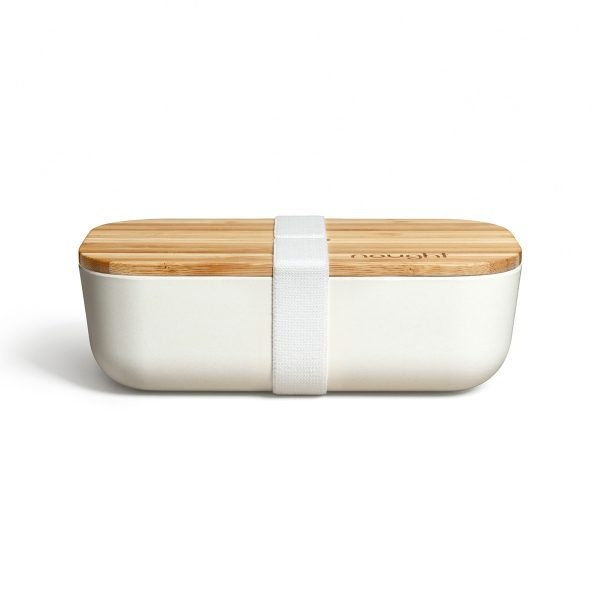 Nought Bamboo Lid Lunchbox