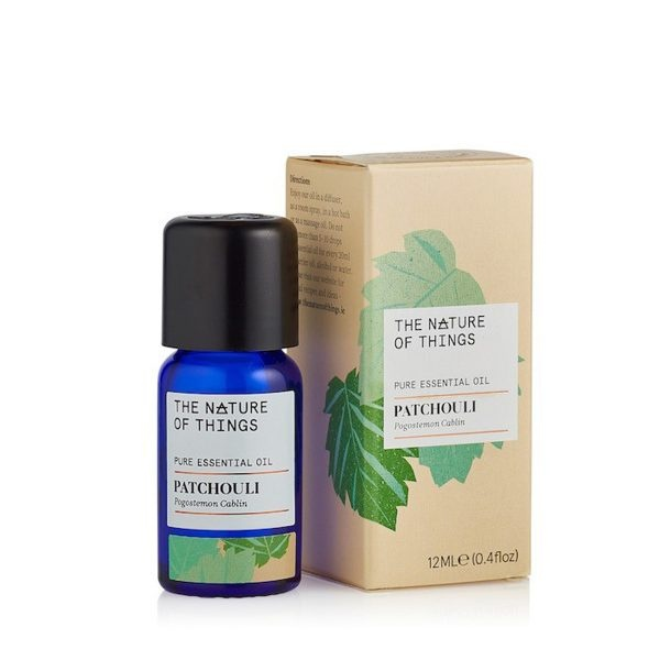 The Nature Of Things Patchouli Essential Oil