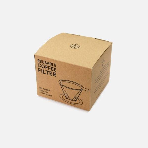 Zero Waste Club Reusable Coffee Filter Box