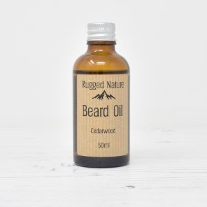 Rugged Nature Cedarwood Beard Oil