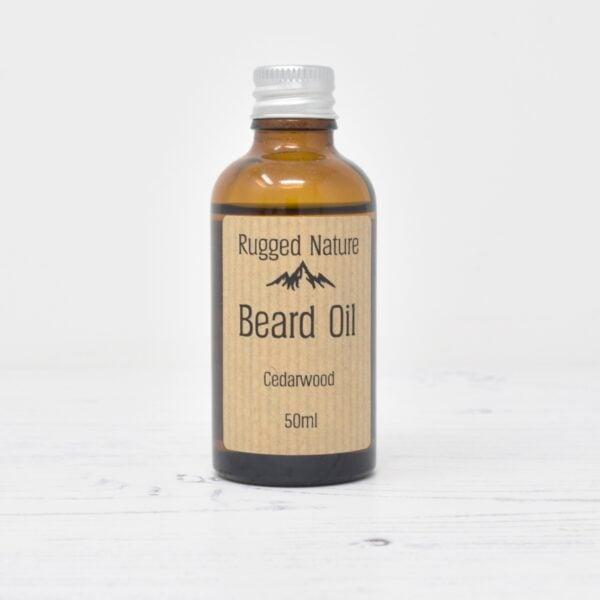 Rugged Nature Cedarwood Beard Oil