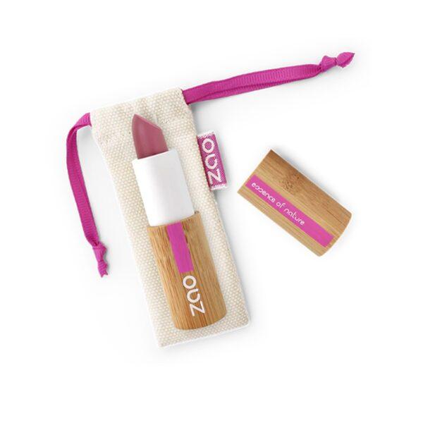 Zao London Cocoon Balm Lipstick With Bag