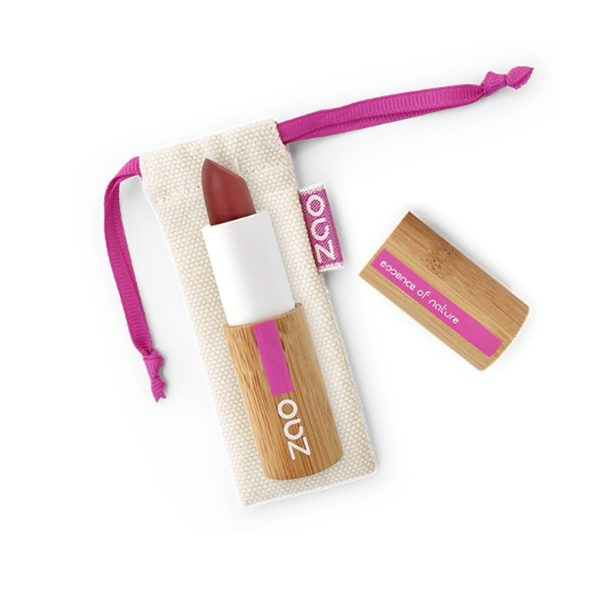 Zao Mexico Cocoon Balm Lipstick With Bag