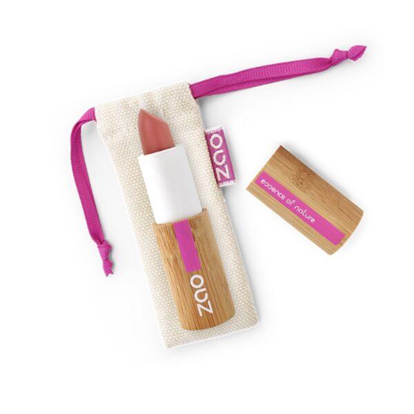 Zao Oslo Cocoon Balm Lipstick With Bag