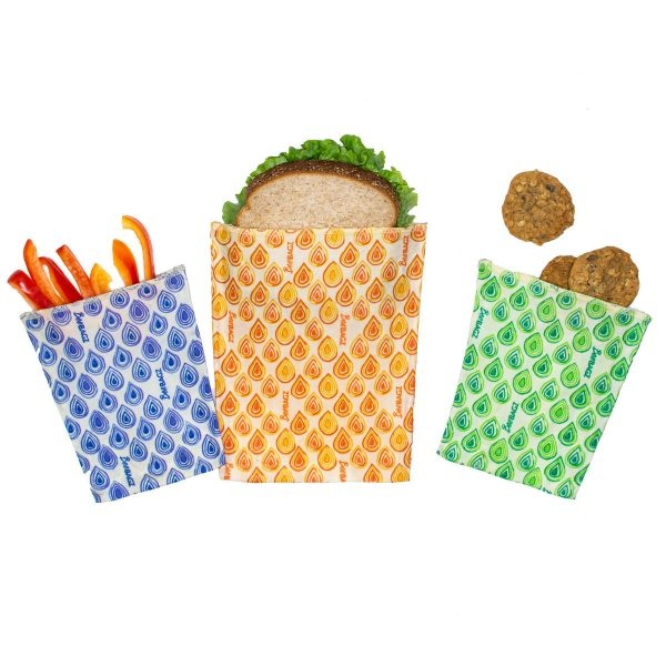 Beeswax Bags Lunch Pack Set