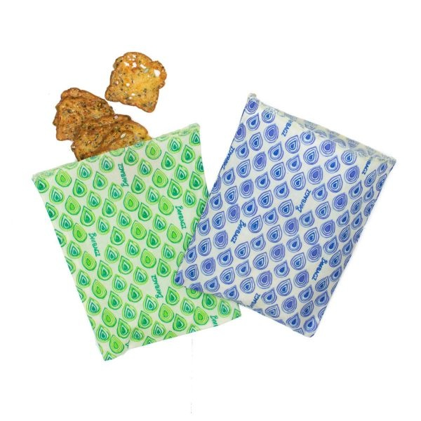 Beeswax Bags Sandwich Packs