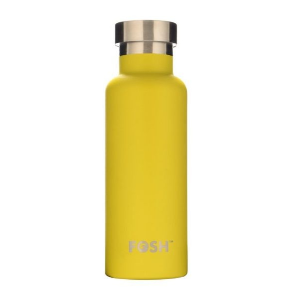 FOSH Butterfly Triple Insulated Stainless Steel Water Bottle
