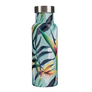 FOSH Paradise Triple Insulated Stainless Steel Water Bottle