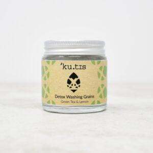 'Ku.tis Green Tea & Lemon Detox Washing Grains