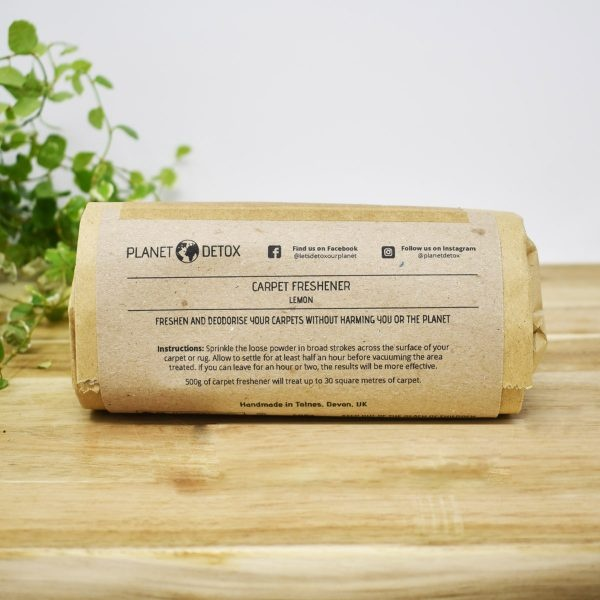 Planet Detox Carpet Freshener