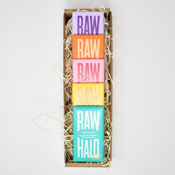 Raw Halo Chocolate Lovers Delight Gift Set