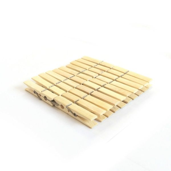 Zero Waste Club Bamboo Pegs