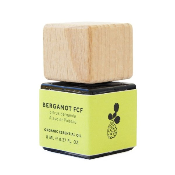 Organic Bergamot FCF Essential Oil