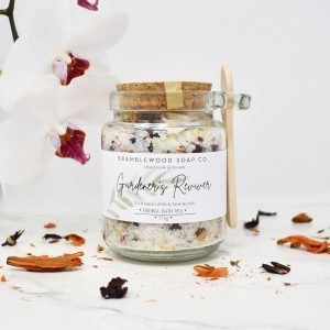 Bramblewood Soap Co Gardener's Reviver Bath Tea